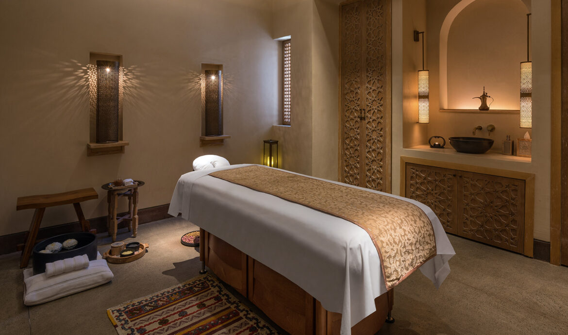 FINESSE, Travel, Magazin, Reisen, Wellness, Al Bait Sharjah, Dubai, Luxus, Massage