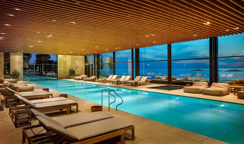 FINESSE, Travel, Magazin, Rovinj, Kroatien, Grand Park Hotel Rovinj, Pool, Wellness