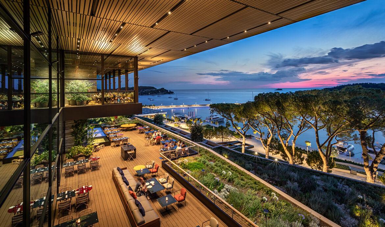 FINESSE, Travel, Magazin, Rovinj, Kroatien, Grand Park Hotel Rovinj, Ausblick, Meile, Restaurant
