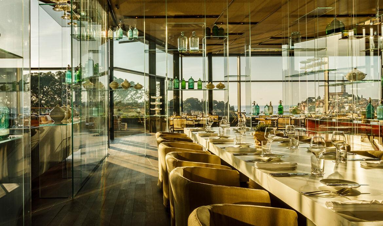 FINESSE, Travel, Magazin, Rovinj, Kroatien, Grand Park Hotel Rovinj, Restaurant, Bar, Food, Ausblick
