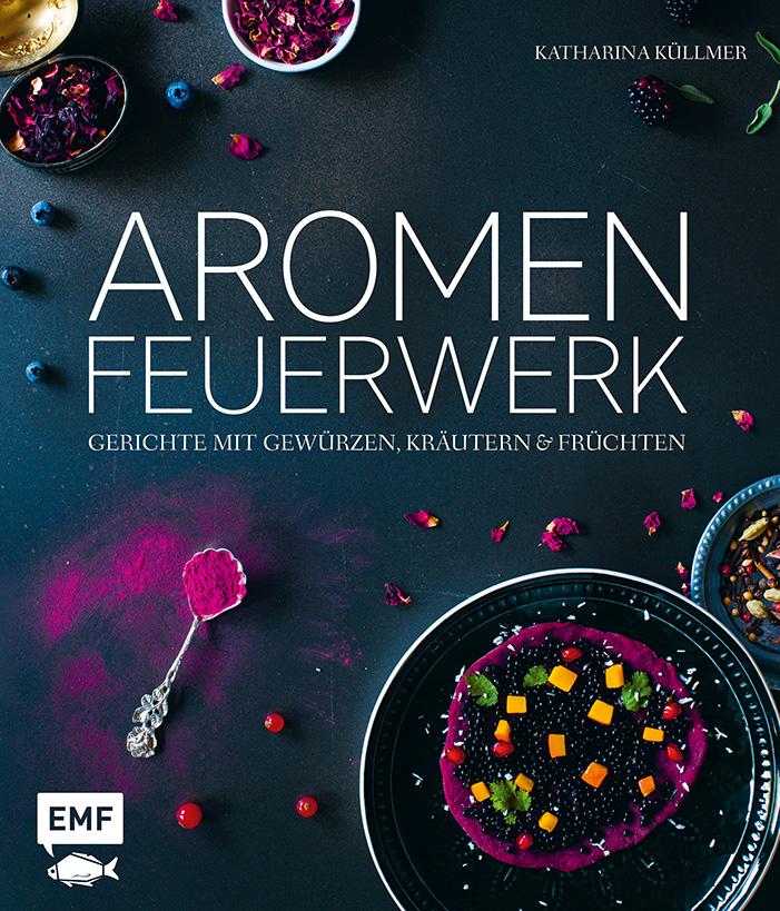 FINESSE, Food, Gourmet, Rezepte, Magazin, Aromenfeuerwerk, Gewürze, Kräuter, Früchte, Cover