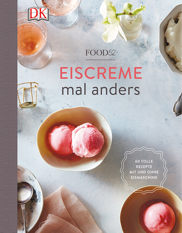 FINESSE, Gourmet, Food, Magazin, Rezepte, Eis, Cover