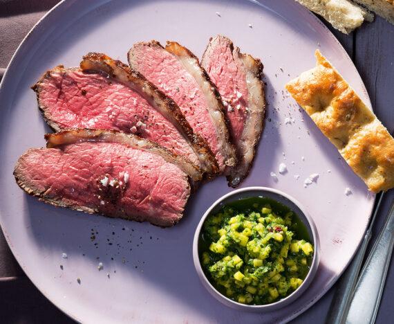 FINESSE, Magazin, Gourmet, Rezepte, Fleisch, Das große Buch vom Fleisch, Teubner, Picanha