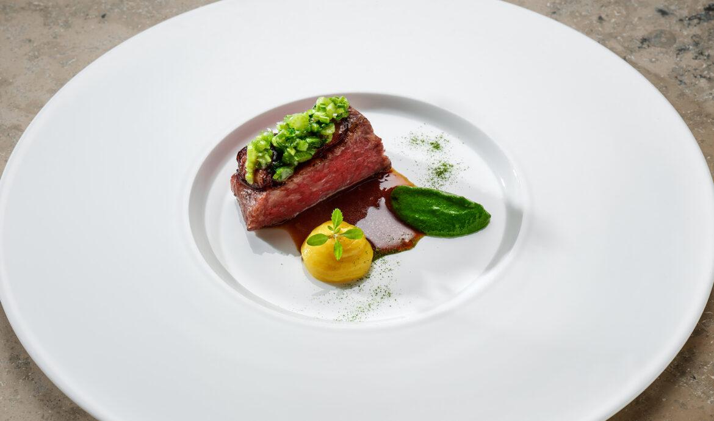 FINESSE, Food, Gourmet, Rezepte, Magazin, Menü, Sternekoch, Felix Gabel, Wagyu, Petersilie