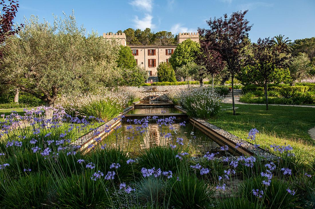 FINESSE, Magazin, Travel, Gourmet, Food, Mallorca, Hotel, Castell Son Claret, Luxusurlaub, Luxusrefugium, Garten