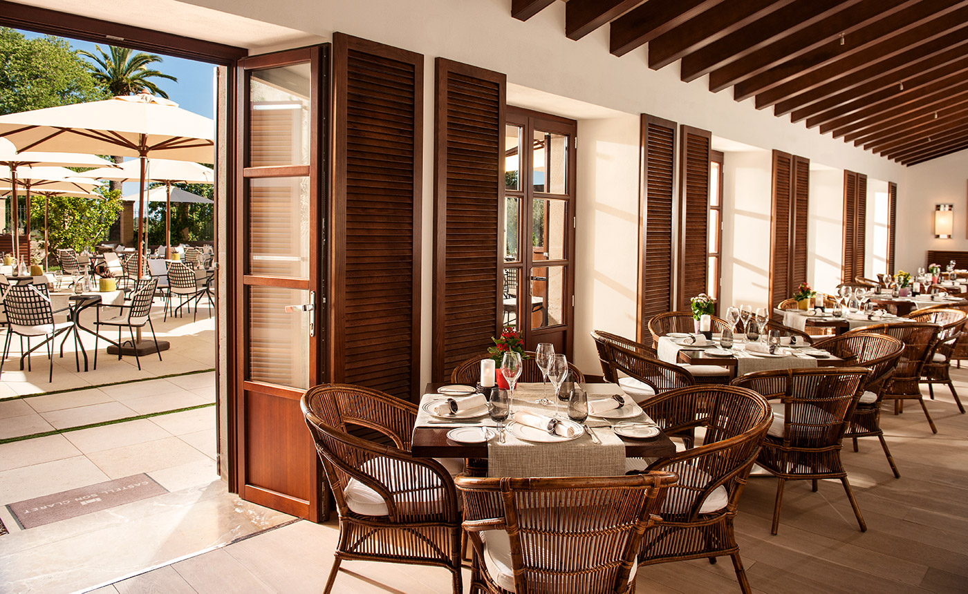 FINESSE, Magazin, Travel, Gourmet, Food, Mallorca, Hotel, Castell Son Claret, Luxusurlaub, Luxusrefugium, Olivera, Restaurant