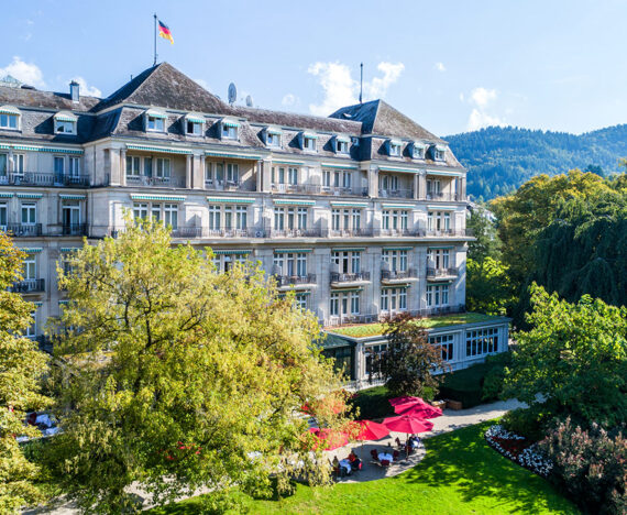 FINESSE, Magazin, Brenners Park Hotel, Travel, Gourmet, Reise, Selektion Deutscher Luxushotels, Park View