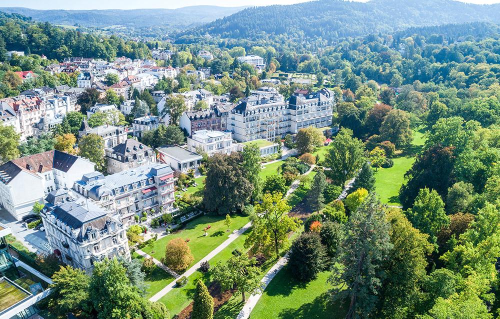FINESSE, Magazin, Brenners Park Hotel, Travel, Gourmet, Reise, Selektion Deutscher Luxushotels, Park View