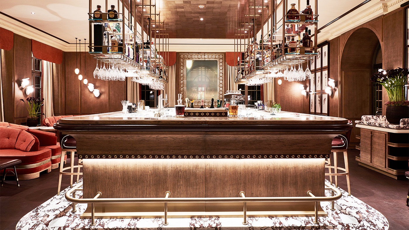 FINESSE, Magazin, Brenners Park Hotel, Travel, Gourmet, Reise, Selektion Deutscher Luxushotels, Fritz & Felix, Farid Fazel, Bar