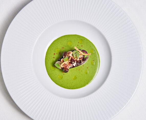 FINESSE, Magazin, Gourmet, Food, Excelsior Ernst, Köln, Ofenaubergine