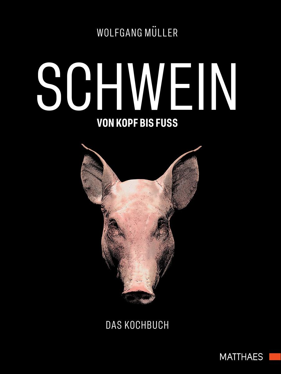 FINESSE, Magazin, Rezepte, Gourmet, Food, Schwein, Wolfgang Müller
