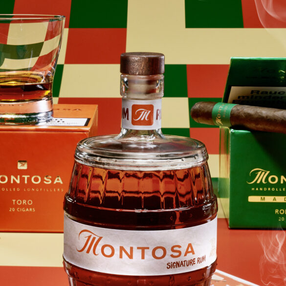 FINESSE, Magazin, Rezepte, Gourmet, Zigarre, Karibisches Pairing, Rum, Montosa